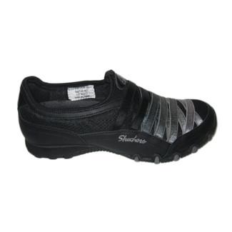Bikers Funhouse Black Quarks Shoes
